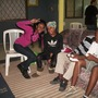 Ethiopian Israeli teens in the Shapira neighborhood at Open Space - Yahel Social Change Program