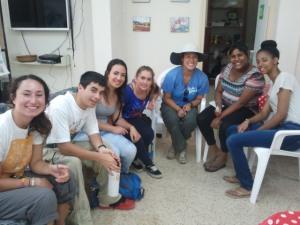 Teen Volunteering in Israel