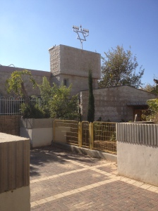Synagogue in Ramat Eliyahu Rishon Israel Volunteering