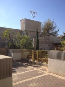 Synagogue in Ramat Eliyahu Rishon Israel Volunteering