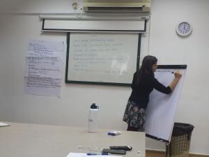 Participant Led Learning Session Yahel