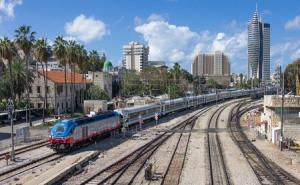 Train to Haifa
