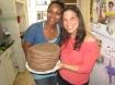 Rachel & Bat El Cook Injera