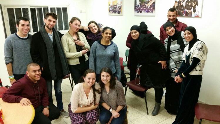 Yahel Israel Service Learning Volunteering with Arab Israeli Student Union Palestinian.jpg