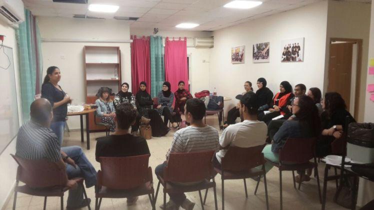 Dan Juzur Arab Student Union Israel
